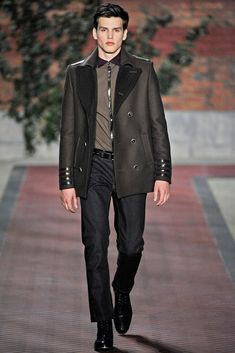 Tommy Hilfiger Fall 2012 Menswear Collection Photos - Vogue