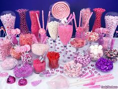 candy table | Tumblr
