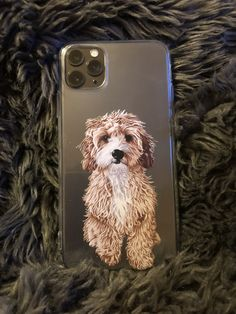 Get YOUR pet hand-drawn & UV printed on a transparent OR colored Eco-friendly phone case now. Animal Phone Cases, Dog Phone, Highest Resolution Picture, Silicone Phone Case, Cute Little Animals, Mobile Covers, Your Pet, Iphone Cases, How To Draw Hands