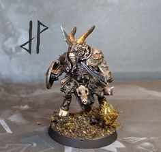 Warhammer Fantasy, Warhammer 40k, Fantasy Figures, Space Wolves, Love Painting, Gw, Demons, Minis, Wolf