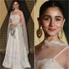 brides maid dresses indian 21 Alia Bhatt dresses that are perfect for millennial bridesmaids! Indian Lehenga, Red Lehenga, Bridal Lehenga, Lehenga Choli, Lehenga White, Alia Bhatt Lehenga, Lehenga Skirt, Pakistani, Indian Wedding Outfits