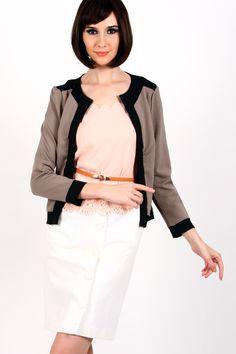 Candice Blazer www.pinkemma.com