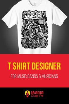 Freelance T Shirt Designer Free T Shirt Design, Creative T Shirt Design, Shirt Designs, Custom Tees, Custom Logos, Brand Identity Design, Branding Design, Article Design, Freelance Graphic Design