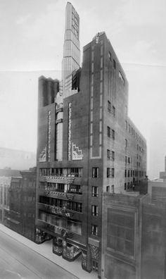 Art Deco Building, Philadelphia
