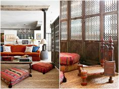 Eclectic New York Loft by Deborah French » Emerald Green Interiors