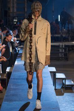 Raf Simons: menswear spring/summer 2016