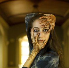 Hands of Henna by Eraj Asadi, via 500px