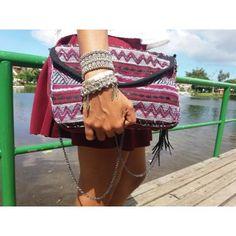 Boho Bag Folk Town