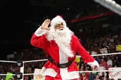 'WWE Raw': Ziggler, Harper, Cena and Rollins Save Christmas Talking Teddy Bear, Teddy Bear Toys, Santino Marella, Pooped My Pants, Phil Hartman, The Cable Guy, Biological Father, Dolph Ziggler, Vince Mcmahon
