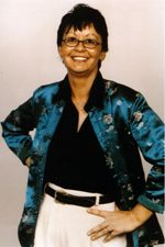 Vivienne Cleven's book, Her Sister's Eye.  Vivienne was born in Surat in Western Queensland.