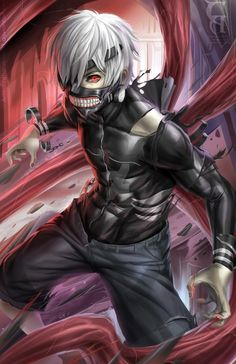 kaneki fanart by christianamiel21 on DeviantArt