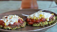Pizzas de verduras sin harina            Son más saludables hechas con champiñones portobello, calabacín o berenjena