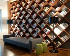 Design Ideas for Libraries