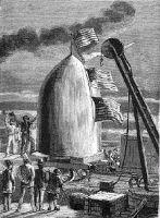 Reseña #74: TIERRA LUNA Julio Verne