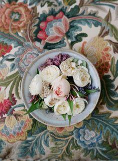 life & flora fantastic - floral on floral