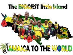 Jamaica - the biggest little island Jamaican Quotes, Jamaican Meme, Jamaican People, Jamaica Culture, Jamaica Travel, Jamaica Jamaica, Jamaica Reggae, Jamaica Flag, Jamaica History