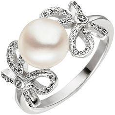 Dreambase Damen-Ring Perle rhodiniert Silber 1 Zirkonia D... https://www.amazon.de/dp/B01MXFDZA4/?m=A37R2BYHN7XPNV
