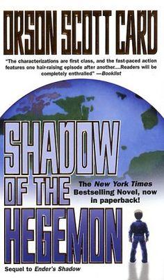 Shadow of the Hegemon - Orson Scott Card