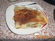 Pita od spanaća i sira