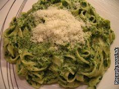 Cestoviny so špenátom Healthy Food, Healthy Recipes, Cabbage, Vitamins, Vegetables, Health Foods, Healthy Nutrition, Veggies, Healthy Foods