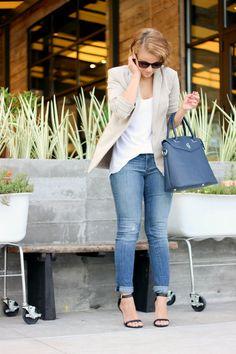 #LOVELOFTJEANS // Fashionably Lo // @LOFT