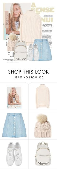 """Pullover"" by fashionqueenhq ❤ liked on Polyvore featuring Lulu DK, Closed, River Island, Woolrich, Yves Saint Laurent, Anya Hindmarch, kitchen and vintage"
