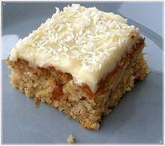 Pullaati pullaa: Hummingbird-kakku Dairy Free Recipes, Baking Recipes, Cake Recipes, A Food, Food And Drink, Finnish Recipes, Let Them Eat Cake, No Bake Cake, Sweet Recipes