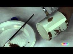 Acrilex - Técnicas - Como utilizar a Vitro 150º - YouTube