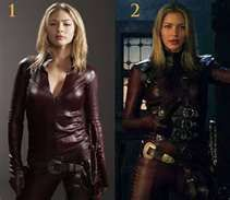 Cara (Mord-Sith)- Legend of the Seeker  Tabrett Bethell