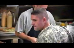 A Racist Man Refused To Order Food From A Muslim. Watch How This Nearby Soldier Responded - http://eradaily.com/racist-man-refused-order-food-muslim-watch-nearby-soldier-responded/