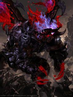 Demon underworld legend of the cryptids