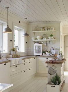 100+ Farmhouse Kitchen Design Ideas Of Your Dreams