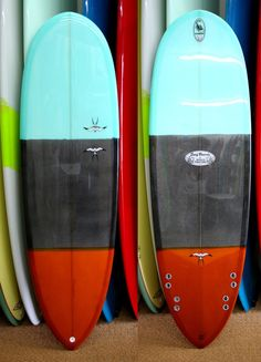 HPD - Surfboards by Donald Takayama Good board, cool colors