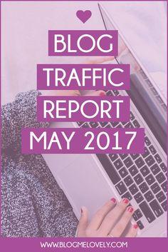 Blog Traffic Report - May 2017