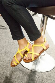 Mellow Yellow for the warming trend.