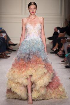 Marchesa New York Fashion Week Ready To Wear SS'16