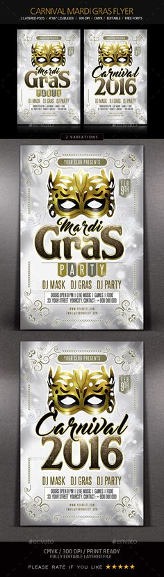 Mardi Gras Party Flyer,3d, anniversary party, brazil, brazilian, carnaval, Carnival Event, carnival party, celebration, colorful, colourful, Costumes, crabsta52, fat Tuesday, festival, flyer template, latin, layers, mardi, mardi gras, mardi gras flyer, mask, masks, masquerade, Masquerade Ball, psd