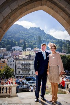 King Willem-Alexander and Queen Maxima Visit Portugal – Day 3
