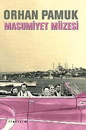 The Museum of Innocence (Turkish: Masumiyet Müzesi) is a novel by Orhan Pamuk, Nobel-laureate Turkish novelist published on August 29, 2008. The book, set in Istanbul between 1975 and 1984, is an account of the love story between the wealthy businessman Kemal and a poorer distant relative of his, Füsun.