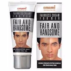 2 x 60gm-Emami Fair And Handsome Advance Fairness Face Cream For Men-Low Price