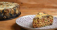 Μακαρονόπιτα με μελιτζάνες | Άκης Πετρετζίκης