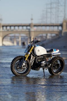 BMW R nineT by JSK