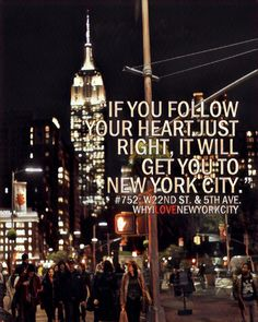 New York Travel, Travel Usa, New York Quotes, New York City, City Quotes, A New York Minute, Nyc Girl, Empire State Of Mind, I Love Nyc