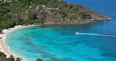 This luxurious new resort, owned by the Four Seasons, is located on #Mahé #Island's southwest #coastline in the #Seychelles. A beautiful destination for #couples and #families alike, this five star hotel provides you with excellent levels of service. #Africa #Safaris