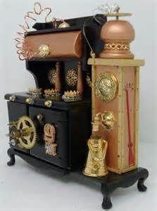 Steampunk Furniture -