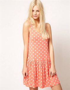 Nice Polka dot summer dresses 2018/2019