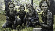 And these dumbass Children of The Forest bitches, creating the White Walkers to kill man and AHHHHHHHHHH, I am so pissed at this episode!!!!