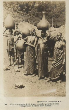 Kikuyu Women Kenya