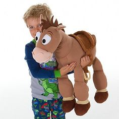 Toy Story Disney BULLSEYE the Horse Deluxe Jumbo 23 Plush Doll -- Be sure to check out this awesome product.