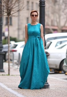 168db0a5edc 7 Best Turquoise Maxi Dresses images
